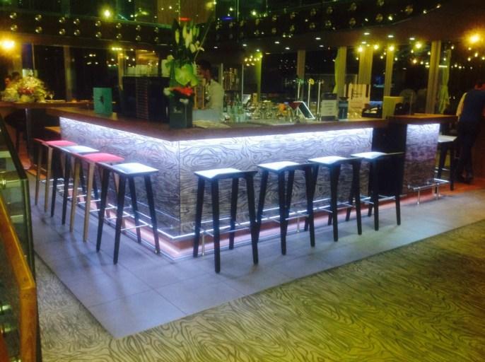 Bar, Novotel, Lyon
