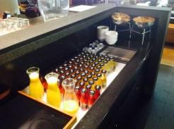 Koude dranken, Lounge, Barcelona