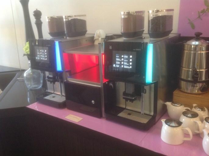 Koffie, Automaat, Ontbijt
