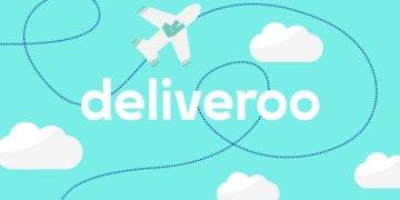 Deliveroo Flying Blue actie