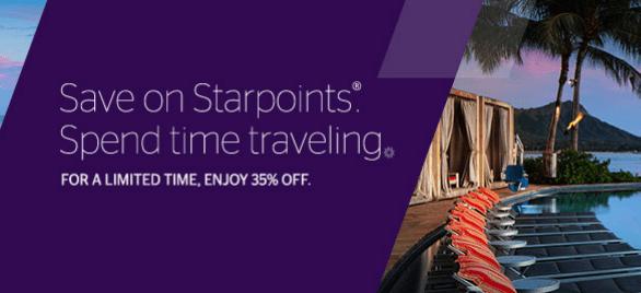 Starpoints kopen