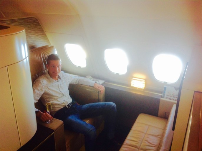 first class, etihad, frequent flyer miles