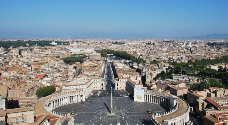 Gratis stopover Rome met Alitalia