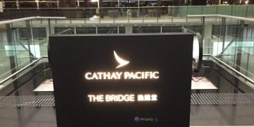 Cathay Pacific The Bridge Lounge