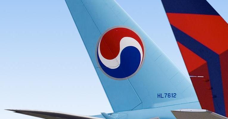 Korean Air en Delta Air Lines starten joint venture