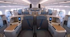 Air Mauritius A350 Business Class