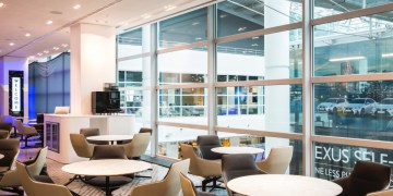 Brussels Airlines The Loft Lounge