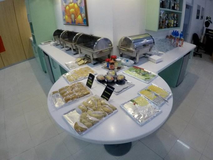 buffet, lounge, paramaribo