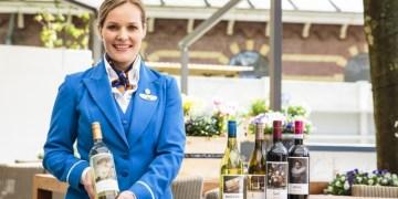 Contest: Win een kist KLM Business Class Lentewijnen