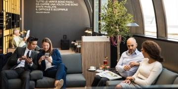 Star Allicance vernieuwt en wel met een nieuwe lounge in Rome Fiumicino