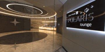 United opent nieuwe Polaris Lounge @ Newark