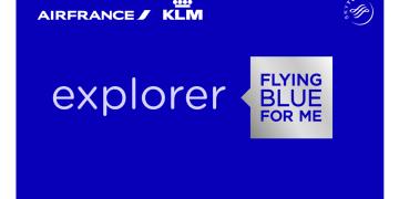 Flying Blue explorer