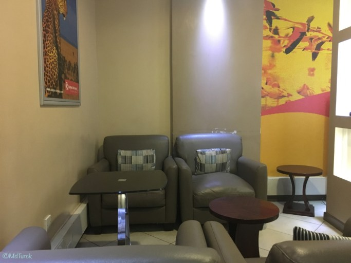 Review Luchthaven Nairobi en Domestic Premier World Lounge