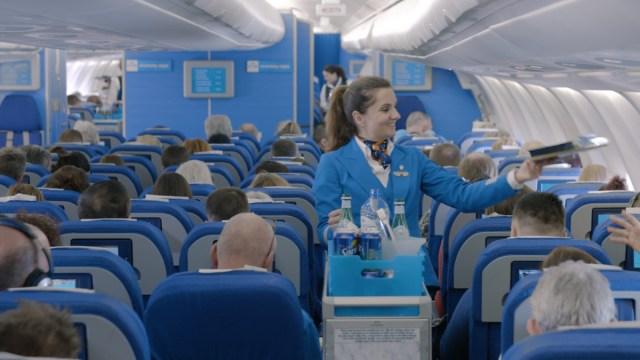 Vernieuwing van de KLM serviceconcept in de Economy Class