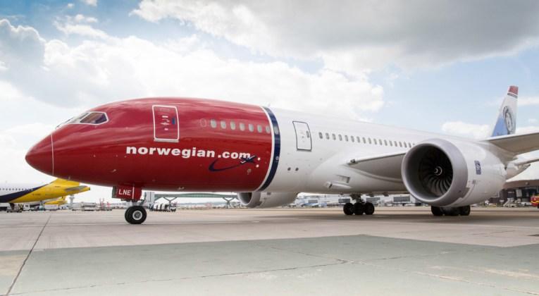 Gratis long-haul vlucht en upgrade bij Norwegian