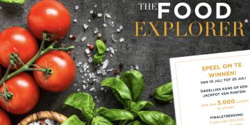 Win tot 203.000 Accor Rewards-punten met de Food Reward Explorer