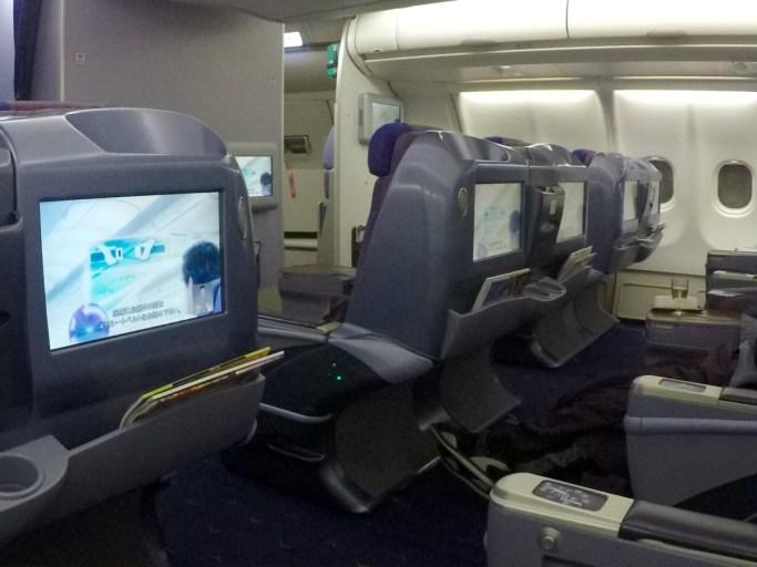 business class, a330, thai airways