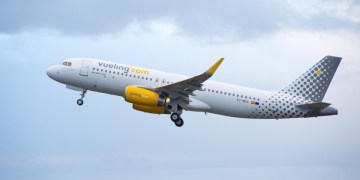 A320_Vueling_take_off (Bron: Airbus)