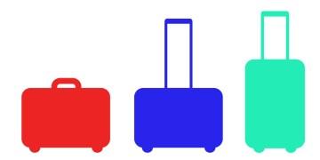Verschillende Amerikaanse maatschappijen verhogen prijs bagage
