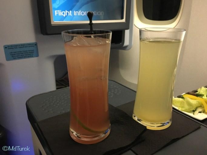 Review Nairobi --> Amsterdam met KLM in World Business Class
