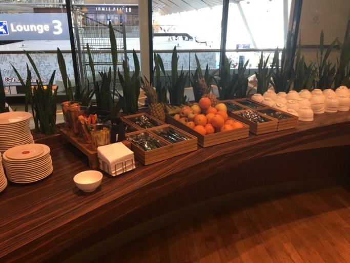 UPDATE: Verbouwing KLM Crown Lounge 52 vordert vlot