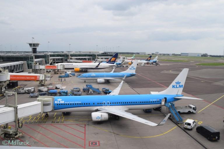Nog sneller aan boord bij KLM