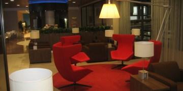Crowne Lounge KLM