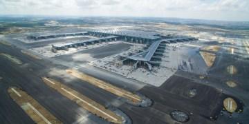 Derde vliegveld Istanbul, Istanbul New Airport, gedeeltelijk geopend