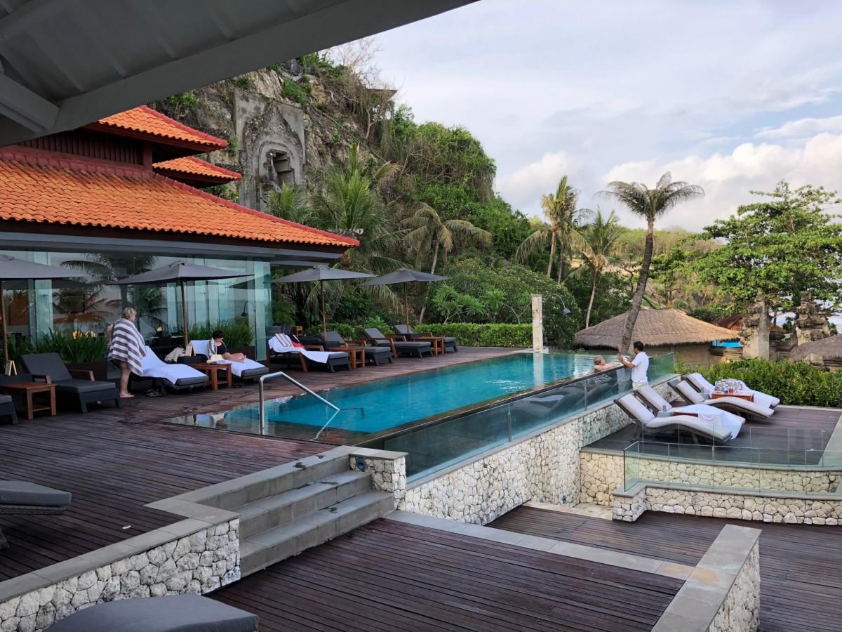 executive lounge, hilton bali resort