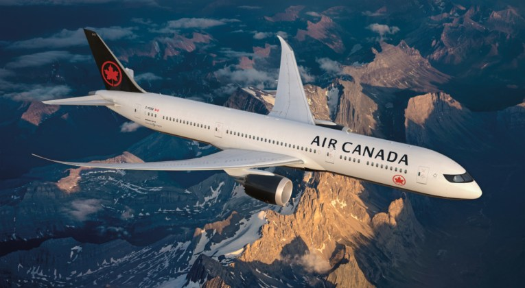 Air Canada Black Friday Sale