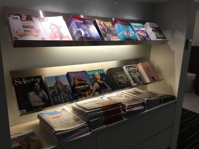 Review - Qantas Business Class Lounge Melbourne Airport