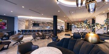 De nieuwe United Polaris Lounge op LAXDe nieuwe United Polaris Lounge op LAXDe nieuwe United Polaris Lounge op LAX