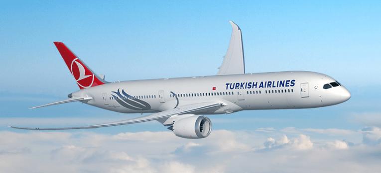 Turkish Airlines B787-9