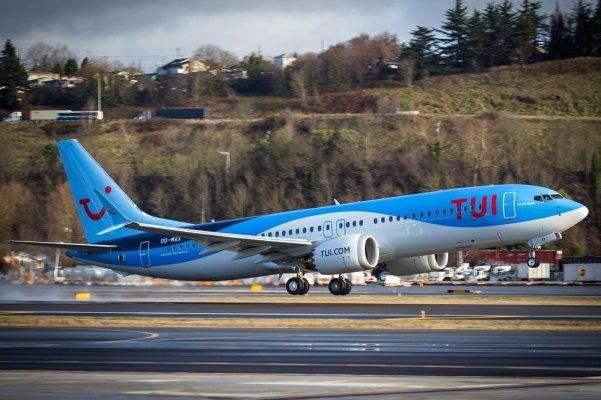 Boeing 737 MAX blijft voorlopig in garage