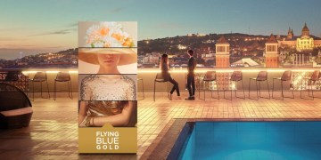 Flying Blue Gold featured