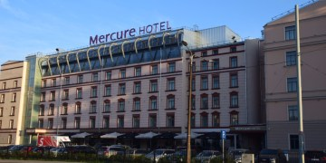 Review: Mercure Riga Centre