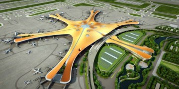 British Airways verlaat de luchthaven Beijing Capital Airport (PEK)
