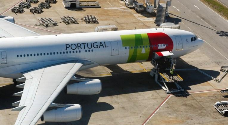 Airbus A340 van TAP Air Portugal (Bron: TAP Air Portugal)