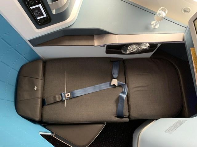 Review: KLM World Business Class - Boeing 787-10 Dreamliner