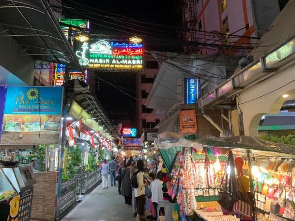 Bestemmingstips: Divers Bangkok, Thailand