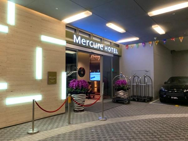 Review: Mercure Singapore Bugis