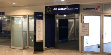 aegean airlines, business lounge, Athene, review