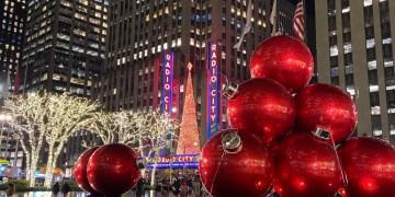 Kerst in NY