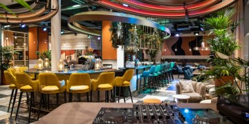 Lindner Hotel Antwerp - bar