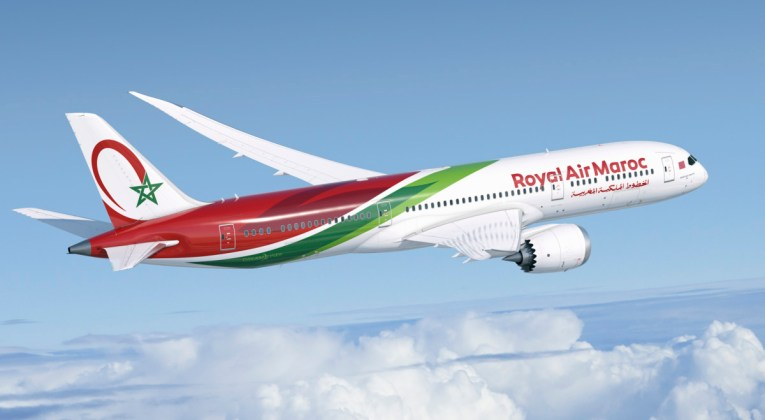 Royal Air Maroc Boeing 787