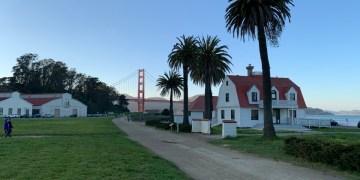 Tripintroductie Californie - San Francisco & Yosemite National Park