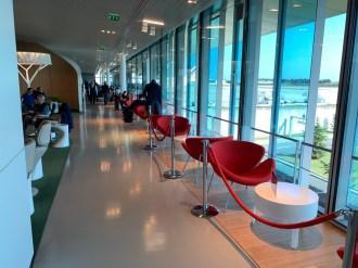 Review - Air France Salon Lounge Paris CDG Terminal 2E in Hall M