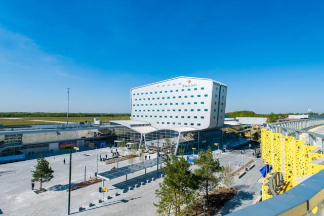 Eindhoven Airport ©Twycer