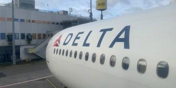 Review Delta Boeing 767-400 Delta Comfort Atlanta - Dusseldorf