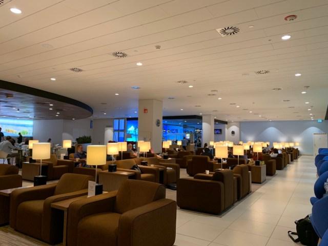 InsideLook: Zo ziet de vernieuwde KLM Crown Lounge 25 eruit